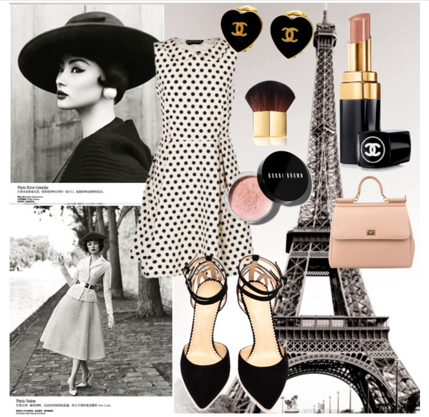 Parisian-fashion